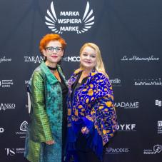 Krystyna Dałek i Beata Oworuszko