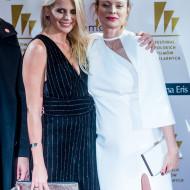 Maria Sadowska i Magdalena Boczarska