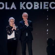 Jadwiga Barańska i Andrzej Seweryn