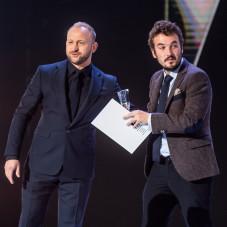 Borys Szyc i Paweł Maślona