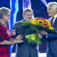 Henryka Bochniarz, Norman Davies i Jerzy Buzek