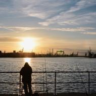 Kapitanat portu - u kresu dnia