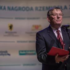 Wiesław Szajda, prezes Pomorskiej Izby Rzemieślniczej