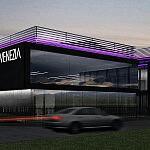 Biurowiec firmy Venezia w Warszawie - wykonanie elewacji