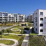 Osiedle Altoria w Gdyni - położenie płytek wewnątrz budynków