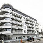 Kapitańska 35 w Gdyni - położenie płytek wewnątrz budynku oraz na balkonach