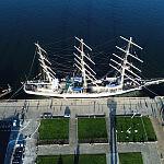 Skwer Kościuszki - Gdynia. zdj. Aerialperspectivv (facebook aerialperspectivv)