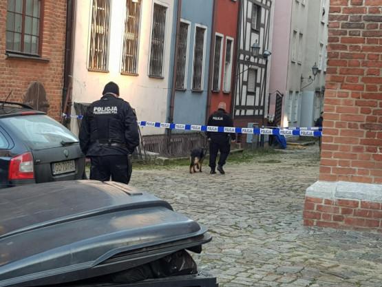 Na Straganiarskiej w Gdańsku odnaleziono