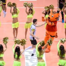 Piotr Nowakowski, Cheerleaders Sopot Flex