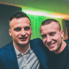 Sławomir Peszko (po lewej)