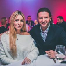 Małgorzata Rozenek- Majdan i Radosław Majdan