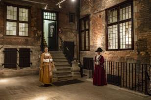 Wejście do galerii
