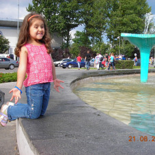 Julia 5 lat
