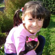 Natalka 6 lat
