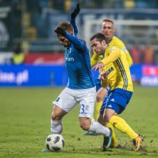 Luka Zarandia i Niklas Barkroth