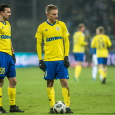 Andrij Bogdanow i Mateusz Szwoch