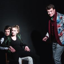 Damian Bejgier, Małgorzata Polakowska i Jakub Mielewczyk