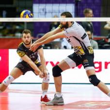 Fabian Majcherski i Mateusz Mika