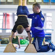 Nabór gimnastyczny do SMS