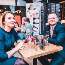 Anita Sałek i Michał Stąporek