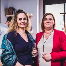 Ewa Harmann i Monika Stelmaszek