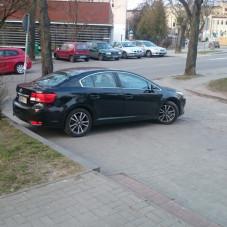 Parkowanie na Legionów w gdyni
