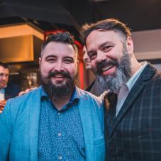 Sławek Gutowski i Mariusz Zawadzki