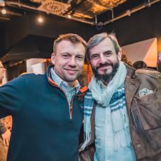Damian Wleklak, Rafał Stepnowski