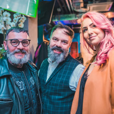 Mickey, Mariusz Zawadzki i Dominika Kruszyńska