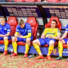 Patryk Kun, Grzegorz Piesio, Marcin Warcholak, Adam Marciniak