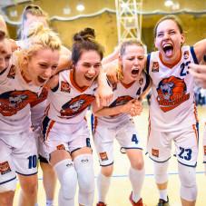Paulina Szymańska, Katarzyna Śmietańska, Magdalena Koperwas, Marianna Duszkiewicz, Weronika Wyszyńska