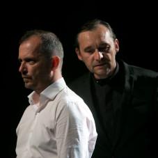 Dariusz Szymaniak i Grzegorz Wolf
