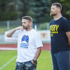 Dariusz Komisarczuk i Paweł Dąbrowski