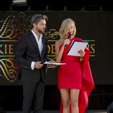 Olivier Janiak i Agnieszka Szulim