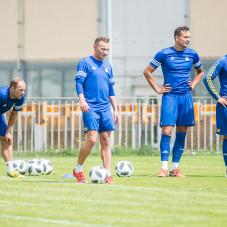 Rafał Siemaszko, Krzysztof Janus, DAwid Sołdecki i Adam Danch