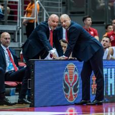 Wojciech Kamiński i Mike Taylor
