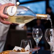 Champagne Ruinart, Blanc De Blanc Brut NV