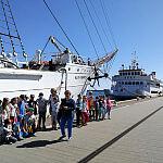 zwiedzanie Gdyni // Gdynia sight seeing