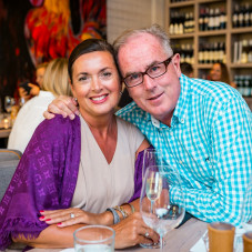 Maria Czapla i Timothy Corcoran