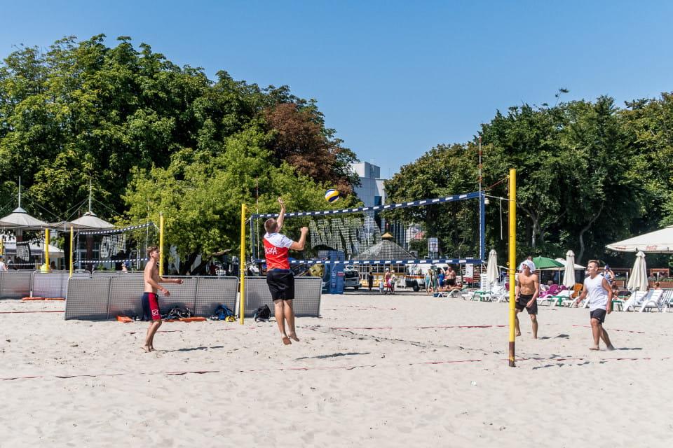 Lato w Gdyni