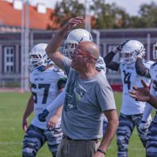 Białe Lwy Gdańsk - Seahawks B Gdynia x LFA9