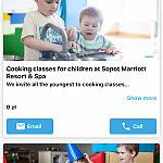Oferta dla dzieci w Hotelu Marriott Resort Sopot w ExtraInHotel & ExtraInVisit