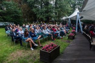 Nostalgiczny Kortez wystąpił na Tarasach sopockiego Aquaparku