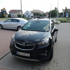 Parkowanie na miejscu dla inwalidy