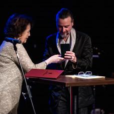 Hanna Zych-Cisoń i André Hübner-Ochodlo