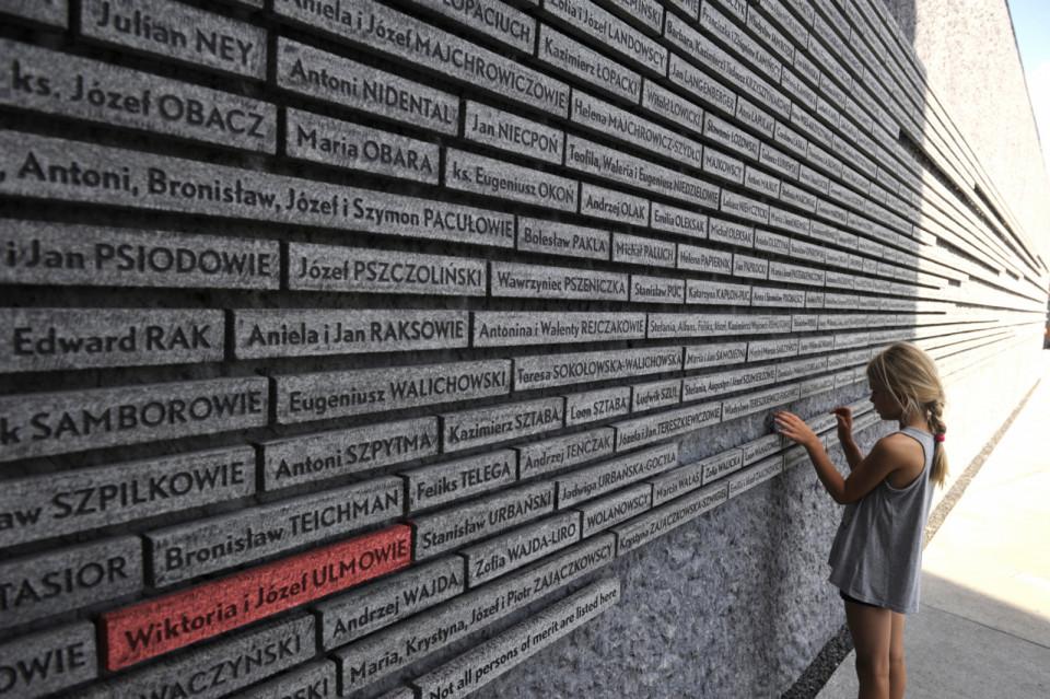 Polacy ratujący Żydów na Podkarpaciu