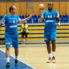Paweł Ćwikliński i Anderson Mollino da Silva
