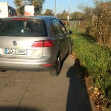 W Sopocie parkuję tak