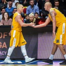 Krzysztof Szubarga i Dariusz Wyka