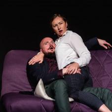 Piotr Mahlik i Aleksandra Okonowska